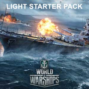 Buy World of Warships Light Starter Pack CD Key Compare Prices