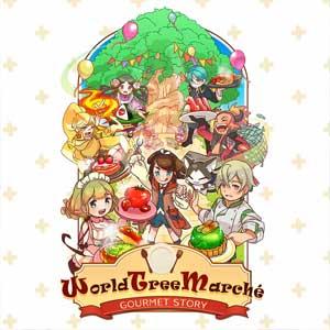 World Tree Marche