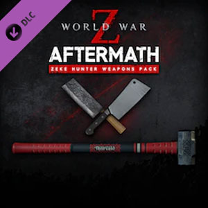 Buy World War Z Aftermath Zeke Hunter Weapons Pack PS4 Compare Prices