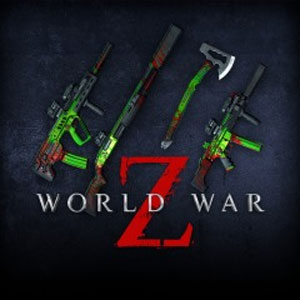 World War Z Biohazard Pack