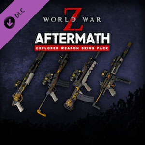 Buy World War Z Explorer Weapon Skin Pack PS4 Compare Prices
