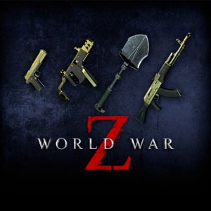World War Z Lobo Weapon Pack