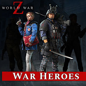 Buy World War Z War Heroes Pack PS4 Compare Prices