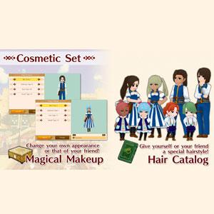 WorldNeverland Elnea Kingdom Cosmetics Set