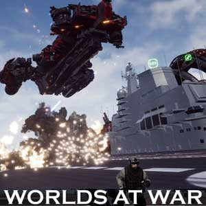 Buy WORLDS AT WAR CD Key Compare Prices