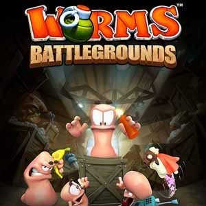 Buy Worms Battlegrounds PS4 Game Code Compare Prices