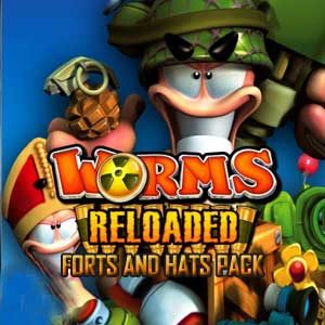 Worms Reloaded Forts and Hats Pack