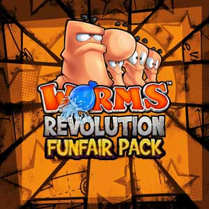 Buy Worms Revolution Funfair DLC CD Key Compare Prices