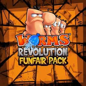 Worms Revolution Funfair DLC