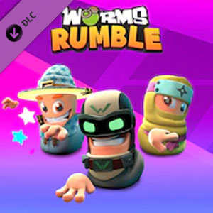 Worms Rumble Action All-Stars Pack