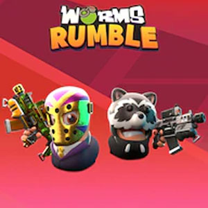 Worms Rumble Bank Heist Double Pack