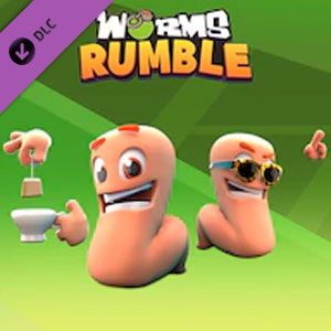 Worms Rumble Emote Pack