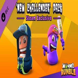 Worms Rumble New Challengers Pack