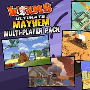 Worms Ultimate Mayhem Multiplayer Pack DLC