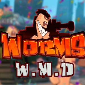 Buy Worms WMD PS4 Game Code Compare Prices