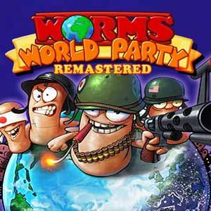 Buy Worms World Party Remastered CD Key Compare Prices