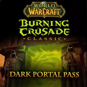 WoW The Burning Crusade Classic Dark Portal Pass
