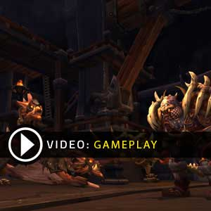 WoW Warlords of Draenor Gameplay