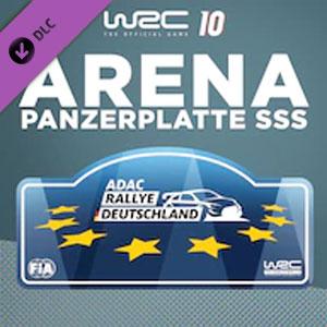 WRC 10 Arena Panzerplatte SSS