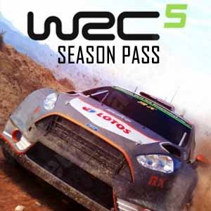 Buy WRC 5 Season Pass CD Key Compare Prices