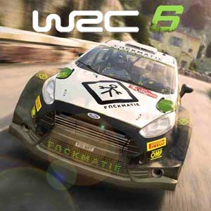 Buy WRC 6 PS4 Game Code Compare Prices