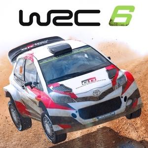 WRC 6 Toyota YARIS WRC Test Car