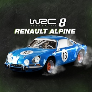 Buy WRC 8 Alpine A110 1973 PS4 Compare Prices