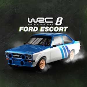 WRC 8 Ford Escort Mk2 1800 1979
