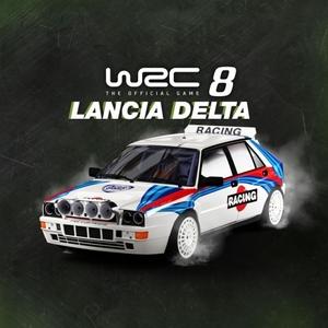 WRC 8 Lancia Delta HF Integrale Evoluzione 1992