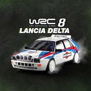 WRC 8 Lancia Delta HF Integrale Evoluzione