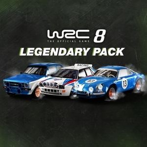 WRC 8 Legendary Pack