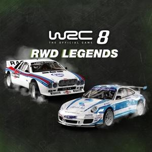 WRC 8 RWD Legends