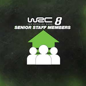WRC 8 Senior Staff Members Unlock