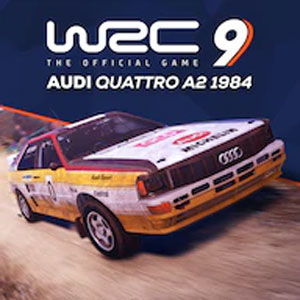 WRC 9 Audi Quattro A2 1984