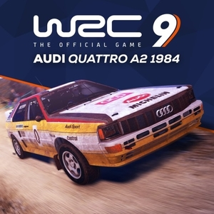 Buy WRC 9 Audi Quattro A2 1984 PS4 Compare Prices