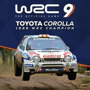 Buy WRC 9 Toyota Corolla 1999 PS4 Compare Prices