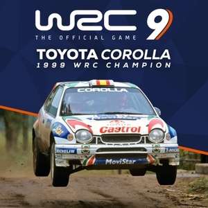 Buy WRC 9 Toyota Corolla 1999 Xbox One Compare Prices
