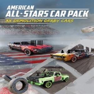 Wreckfest American All-Stars Car Pack