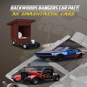 Wreckfest Backwoods Bangers Car Pack