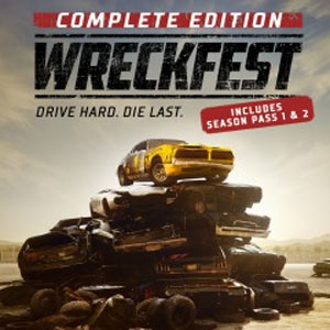 Buy Wreckfest Complete Edition PS4 Compare Prices