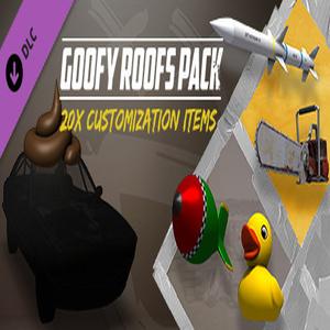 Wreckfest Goofy Roofs Pack