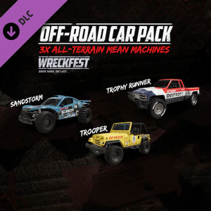 Buy Wreckfest Off-Road Car Pack Xbox One Compare Prices