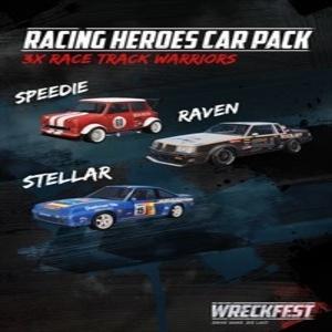 Wreckfest Racing Heroes Car Pack