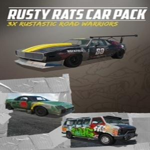 Buy Wreckfest Rusty Rats Car Pack PS5 Compare Prices