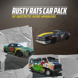 Buy Wreckfest Rusty Rats Car Pack CD Key Compare Prices