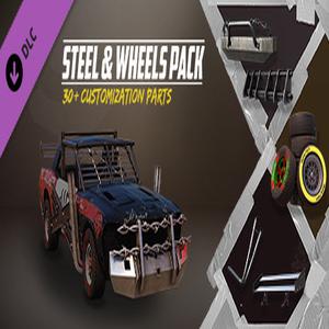 Wreckfest Steel & Wheels Pack