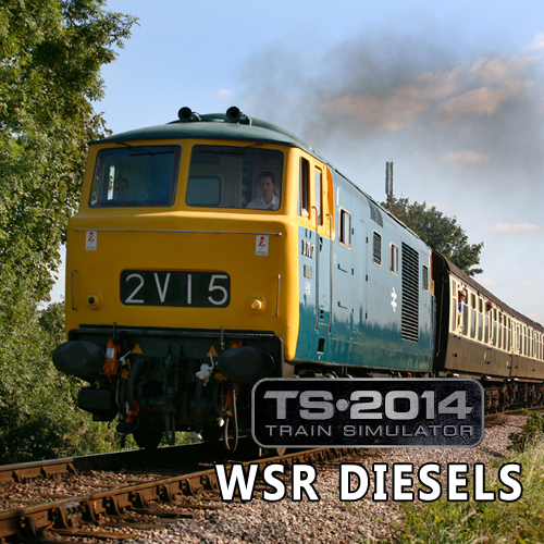 Buy Train Simulator WSR Diesels CD Key Compare Prices
