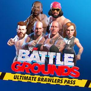 WWE 2K BATTLEGROUNDS Ultimate Brawlers Pass