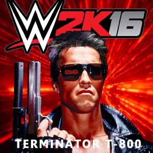 Buy WWE 2K16 Terminator T-800 PS4 Game Code Compare Prices