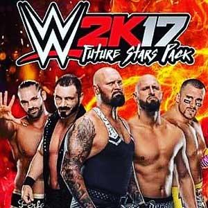 WWE 2K17 Future Stars Pack